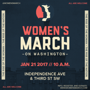 Womens March Flyer