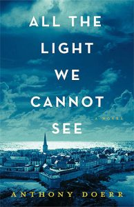 Book Cover All the Light We Cannot See