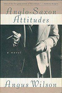 Anglo-Saxon Attitudes Book Cover